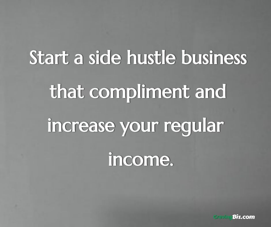 Side hustle business ideas to earn extra money